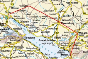 Rennradrevier Bodenseekreis